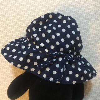ベビーギャップ(babyGAP)のGap ドット 帽子 2〜3歳ぐらい(帽子)