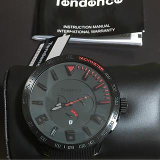 テンデンス(Tendence)のテンデンスTT560005 ガリバー スポーツ クロノ  腕時計(腕時計(アナログ))