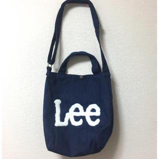 リー(Lee)のLee もこもこロゴ(ショルダーバッグ)