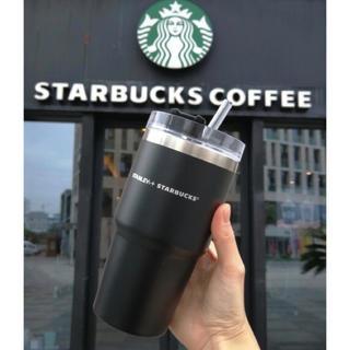 スターバックスコーヒー(Starbucks Coffee)の海外 スターバックス 限定 Stanleyコラボ タンブラー ストローつき (タンブラー)