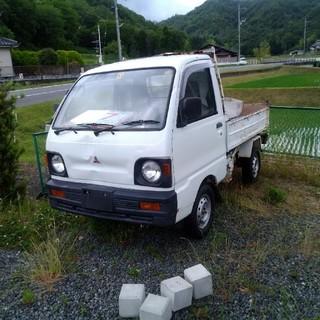 ダンプ ミニキャブ 4WD 5速(車体)