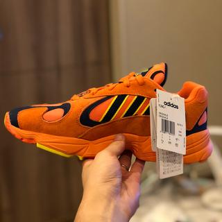 アディダス(adidas)のほぼ定価!☆超希少サイズ☆Yung1☆adidas(スニーカー)