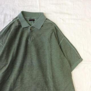 グラミチ(GRAMICCI)の【激レア】 古着 USA Gramicci グラミチ ポロシャツ ビッグサイズ(ポロシャツ)