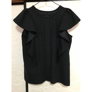ジーユー(GU)のトップス(シャツ/ブラウス(半袖/袖なし))
