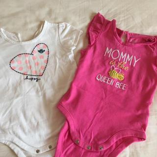 ベビーギャップ(babyGAP)のベビーギャップ90♡ロンパース(Tシャツ/カットソー)