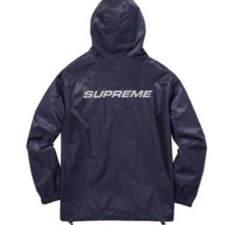 シュプリーム(Supreme)のSupreme Packable Ripstop Pullover Navy L(ナイロンジャケット)