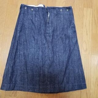 ビームスボーイ(BEAMS BOY)のBEAMS BOYデニムスカート(ひざ丈スカート)