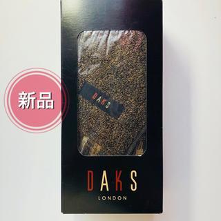 ダックス(DAKS)の新品☆DAKS ウォーキングタオル(タオル/バス用品)