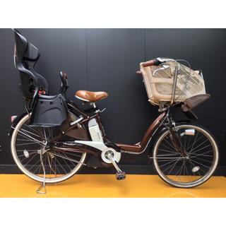 BRIDGESTONE - ★電動自転車★ブリヂストン アンジェリーノ☆後ろ乗せ新品☆