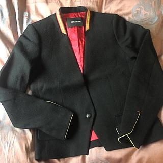 ザディグエヴォルテール(Zadig&Voltaire)のZADIG&VOLTAIRE ジャケット(テーラードジャケット)