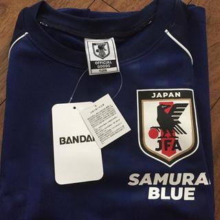 バンダイ(BANDAI)のサッカー 日本代表 ユニフォーム 140 ジャージ ウェア(ウェア)