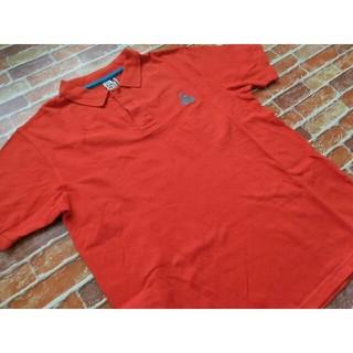 チャムス(CHUMS)のCHUMS 刺繍入り半袖ポロシャツカットソー(ポロシャツ)