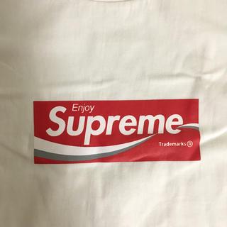 シュプリーム(Supreme)のsupreme コカコーラ コラボBox T Mサイズ シュプリーム (Tシャツ/カットソー(半袖/袖なし))