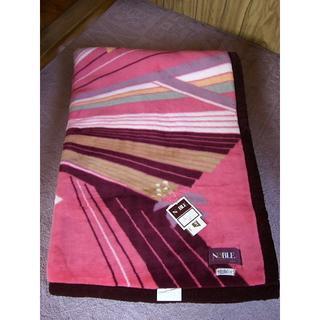 新品・最高級のボア毛布(毛布)