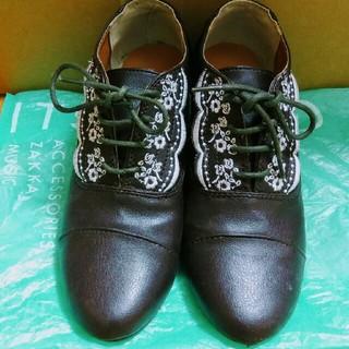 スイマー(SWIMMER)の🎀SWIMMER🎀シューズ✨お靴✨ブラウン(ローファー/革靴)