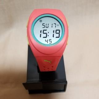 プーマ(PUMA)のプーマデジタル腕時計(腕時計(デジタル))