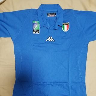 カッパ(Kappa)の2003年ラグビーW杯イタリア代表応援ジャージLサイズ(ラグビー)