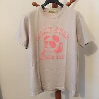 ビームスボーイ(BEAMS BOY)の【早い者勝ち!】BEAMS BOY プリントTシャツ(Tシャツ(半袖/袖なし))