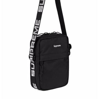 シュプリーム(Supreme)の18SS Supreme Shoulder Bag ブラック(ショルダーバッグ)