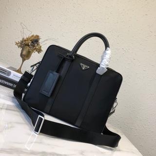 プラダ(PRADA)のPRADA プラダ メンズ ブリーフケース ビジネスバッグ サフィアノ(ビジネスバッグ)
