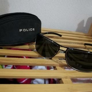 ポリス(POLICE)のPOLICE ベッカムモデル 限定サングラス(サングラス/メガネ)