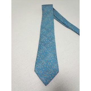 エルメス(Hermes)のHERMES エルメス 高級ネクタイ シルク100% フランス製(ネクタイ)