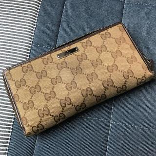 グッチ(Gucci)のグッチ★ラウンド★長財布(財布)
