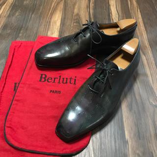 ベルルッティ(Berluti)のベルルッティ アレッサンドロ カリグラフィ 初期モデル(ドレス/ビジネス)