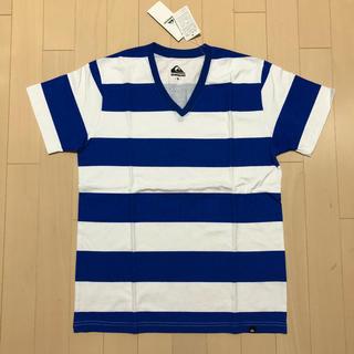 クイックシルバー(QUIKSILVER)のクイックシルバー ボーダーTシャツ(Tシャツ/カットソー(半袖/袖なし))