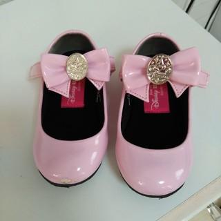 ディズニー(Disney)のビビディバビディブティック 靴16 センチ(フォーマルシューズ)