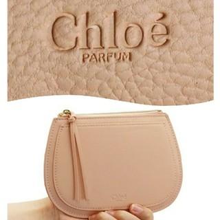Chloe - クロエChloeポーチ財布小銭入れスナイデルリリーブラウン