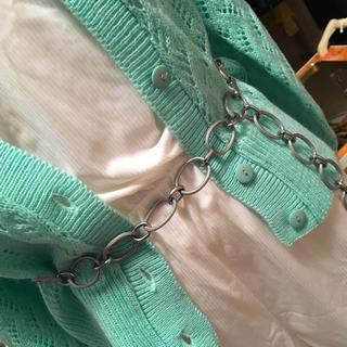 ロキエ(Lochie)の🆕vintage chain belt💎(ベルト)