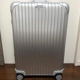 リモワ(RIMOWA)のRIMOWA TOPAS Silver 64L(トラベルバッグ/スーツケース)