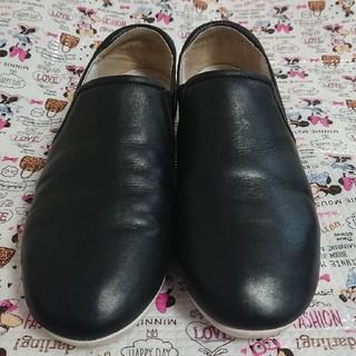 アシナガオジサン(あしながおじさん)のカヴァカヴァ レザーシューズ(ローファー/革靴)