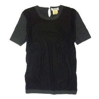 エルメス(Hermes)のエルメス 正規品 美品 S セリエ ボタン シルク混 春夏 Tシャツ カットソー(Tシャツ/カットソー(半袖/袖なし))
