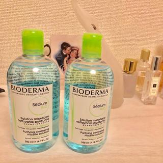 ビオデルマ(BIODERMA)のビオデルマ 水クレンジング 拭き取り化粧水(クレンジング / メイク落とし)