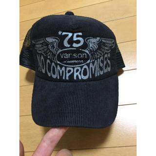バンソン(VANSON)のVANSON バンソン メッシュキャップ スナップバック 帽子 未使用 ③(キャップ)