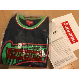 シュプリーム(Supreme)のサイズM supreme bolt basketball jersey(タンクトップ)