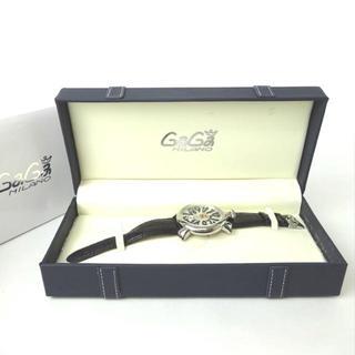ガガミラノ(GaGa MILANO)の✨ガガミラノ✨メンズ レディース✨ 美品‼️ 時計(腕時計(デジタル))