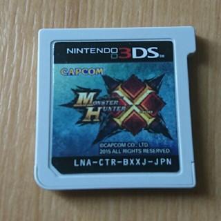 任天堂 - 3DSソフト モンハンX