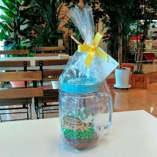 ジブリ - となりのトトロ サラダランチジャーマグ ジブリ タグ付き プライズ品 新品未使用