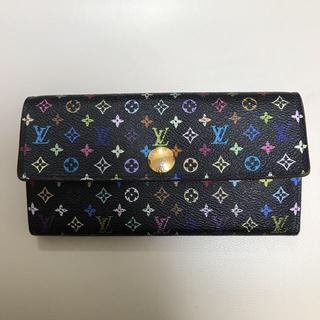 ルイヴィトン(LOUIS VUITTON)の正規品ルイヴィトン ポルトフォイユサラ(財布)