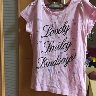 リンジィ(Lindsay)のキッズ半袖Tシャツ(Tシャツ/カットソー)