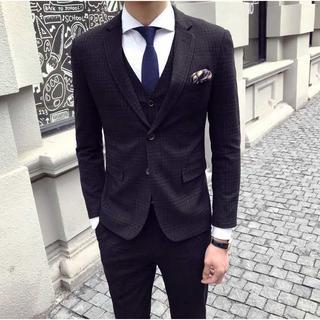 メンズスーツ 結婚式 セットアップ 定番 スーツジャケット zb444(セットアップ)