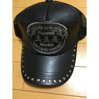 バンソン(VANSON)のVANSON バンソン メッシュキャップ スナップバック 帽子 未使用 22(キャップ)