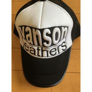 バンソン(VANSON)のVANSON バンソン メッシュキャップ スナップバック 帽子 未使用 25(キャップ)