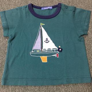 familiar - familiar  Tシャツ 90cm