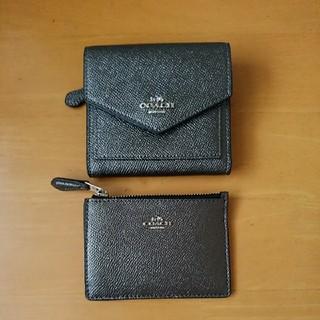 コーチ(COACH)のコーチ 三つ折り財布&キーケース・パスケース(財布)