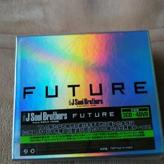 三代目 J Soul Brothers - 三代目J Soul Brothers FUTURE