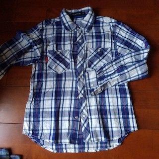 ブルークロス(bluecross)の41,値下げ[中古品] ブルークロス 長袖シャツ S(その他)